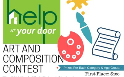 Help At Your Door Art and Composition Contest