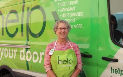 Volunteer Spotlight: Cindy Zappa